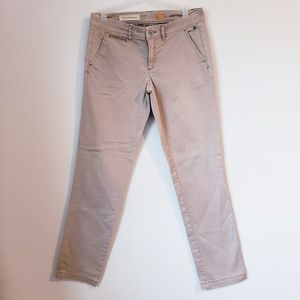 Anthro Pilcro and the Letterpress pants size 27